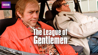 Is The League of Gentlemen, Series 2 on Netflix?